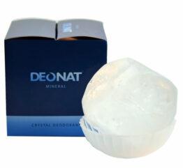 Минеральный дезодорант «DeoNat» натуральный